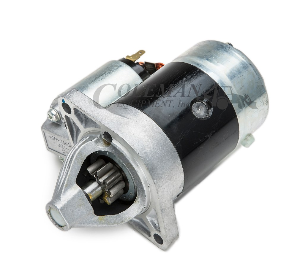 medium resolution of  kubota kubota remanufactured starter 15852 63014 kears 15852 coleman on how to kubota g h ignition switch wiring diagram
