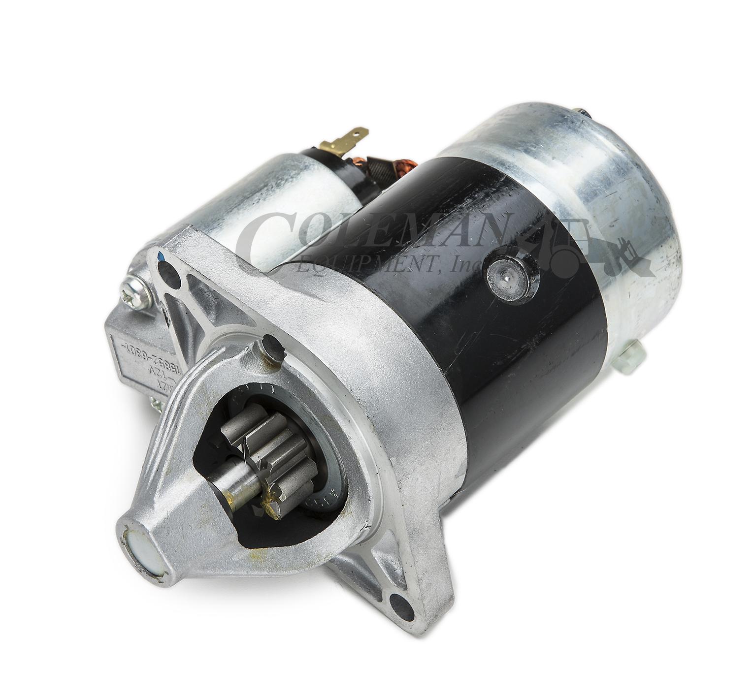 hight resolution of  kubota kubota remanufactured starter 15852 63014 kears 15852 coleman on how to kubota g h ignition switch wiring diagram