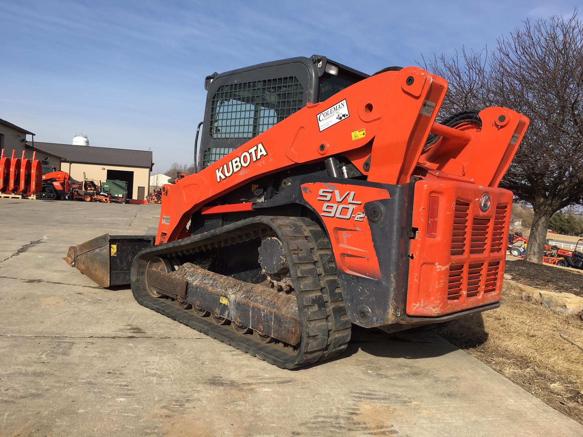 Buy Used Case 420CT | Coleman Equipment