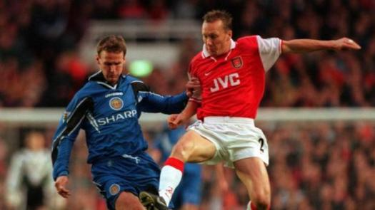 Watch: Arsenal vs Manchester United classic encounters