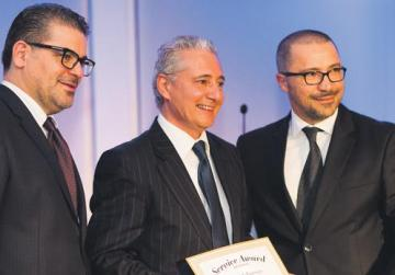 Fino celebrates 80th anniversary rewards employees