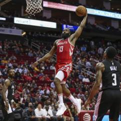 Boston Breakers Sofascore Cheap Sofas In Houston Watch Nba Roundup Rockets Sink Record 26 3 Pointers Guard James Harden 13 Dunks The Ball During Second Quarter Against