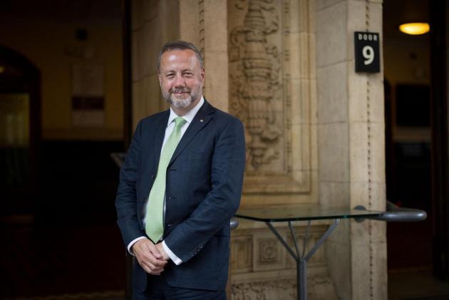 Craig Hassall, CEO of the Royal Albert Hall