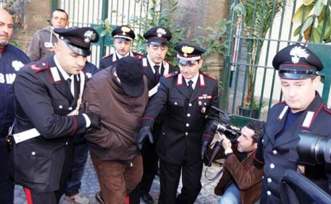 Naples Mafia Boss On Most Wanted List Arrested
