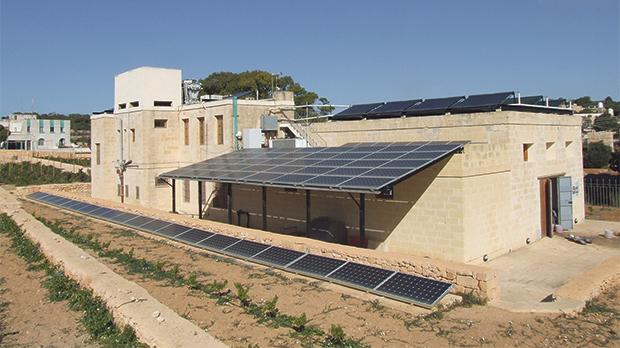 Image result for solar panels malta