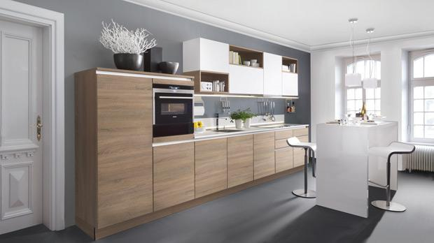 Nolte kitchen range