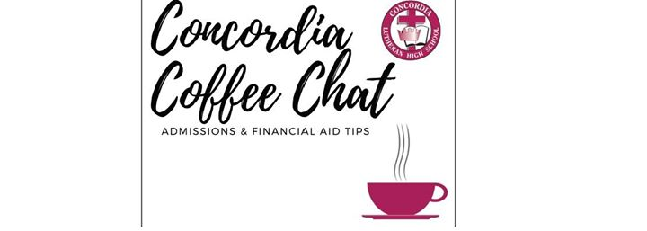 Concordia Coffee Chat at Saint Peter-Immanuel Lutheran