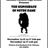 The Hunchback of Notre Dame at Lansdale Catholic High