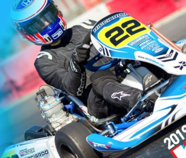 Driving At Pgr Kickoff Ricciardo Kart Exclusive Trackday W Jenson Button
