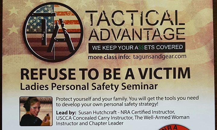Personal Security Seminar