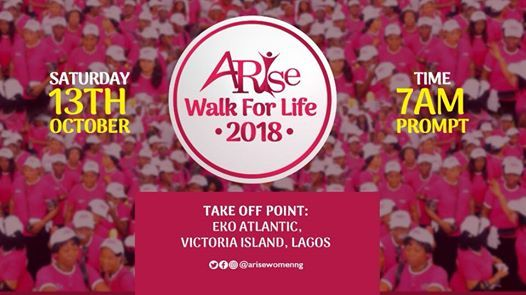 Arise walk for life