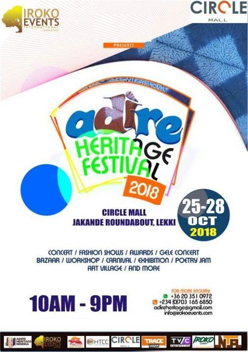adire festival