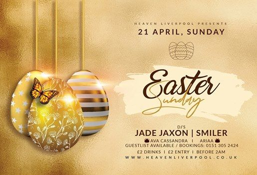 easter sunday at heaven