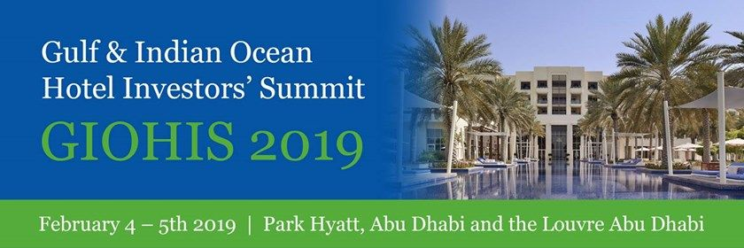 Gulf And Indian Ocean Hotel Investors Summit 2019 At Park