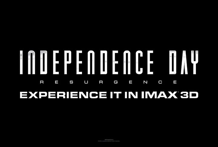 Independence Day Resurgence An IMAX 3D Experience at