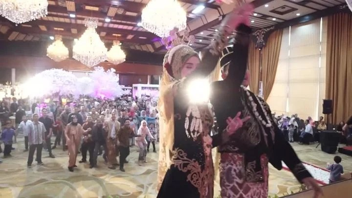 Balai Kartini Wedding Package 6