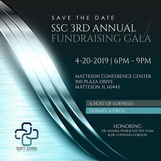 Ssc 3rd Annual Spring Fundraising Gala At Holiday Inn