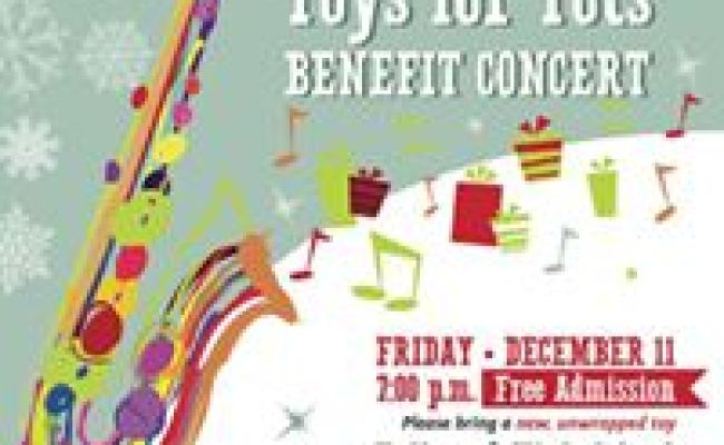 5th Annual Virginia Beach Toys For Tots Concert At