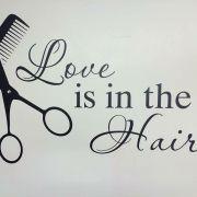 love in hair - fundraiser