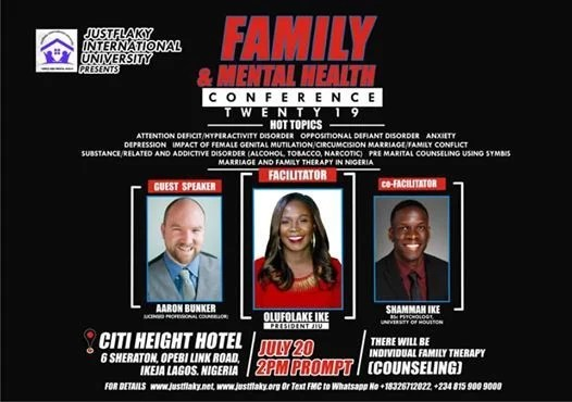family and mental health conference
