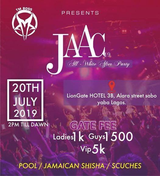JAAC Prom Night