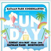 batman park kindergarten fun