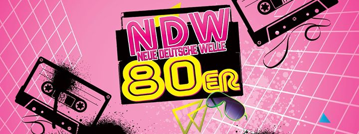 80er  NEUE DEUTSCHE WELLE at Tropi Albstadt