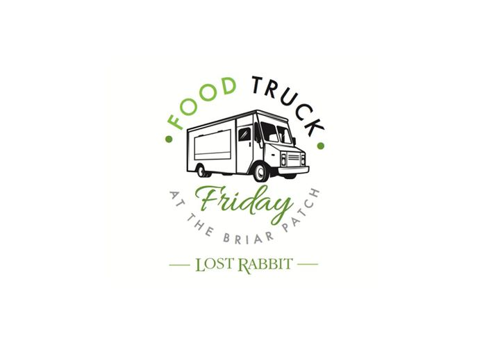 Food Truck Fridays at Lost Rabbit beginning March 24th