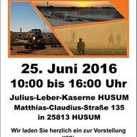 Tag der offenen Tr bei der Bundeswehr Events