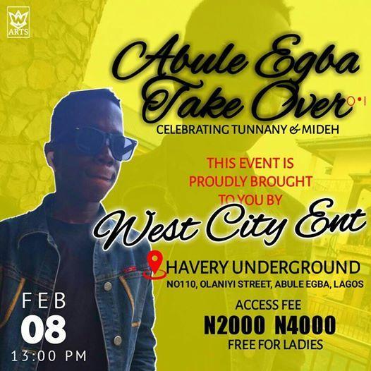 abule egba take over