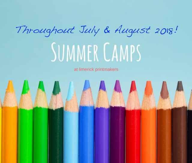 Summer Art Camp 30th July 3rd Aug Age 4 7 Yrs E85