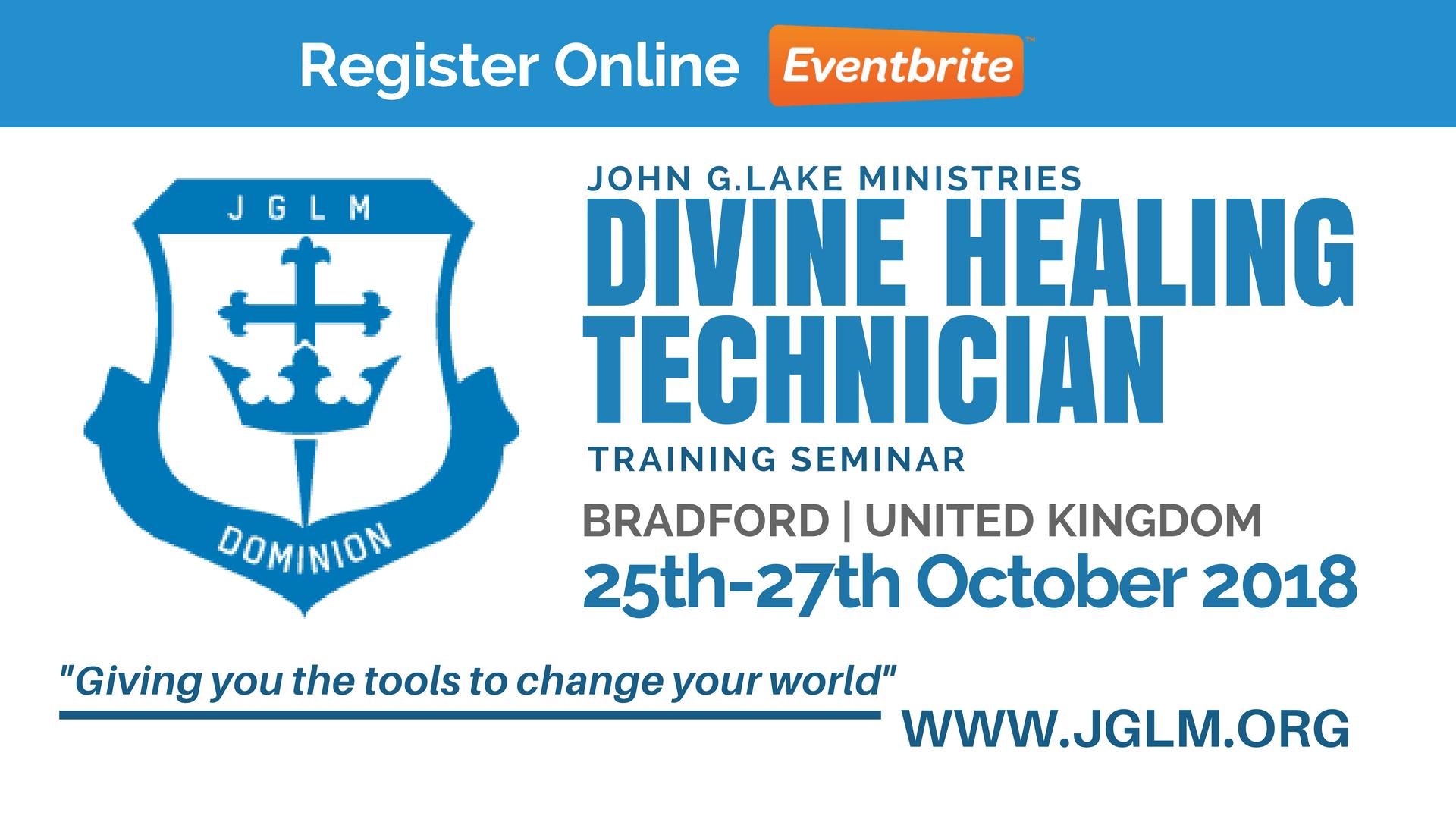 hight resolution of bradford john g lake ministries divine healing technician training seminar