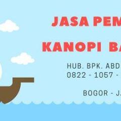 Kanopi Baja Ringan Bogor Kota Jawa Barat 0822 1057 4425 Jasa Pemasangan Di At