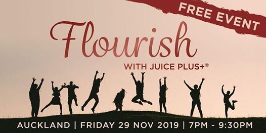 Flourish With Juice Plus At The Spencer On Byron Hotel