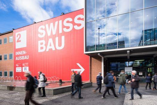 Swissbau 2020 At Messe Basel Basel