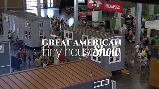 Puyallup Washington Great American Tiny House Show At