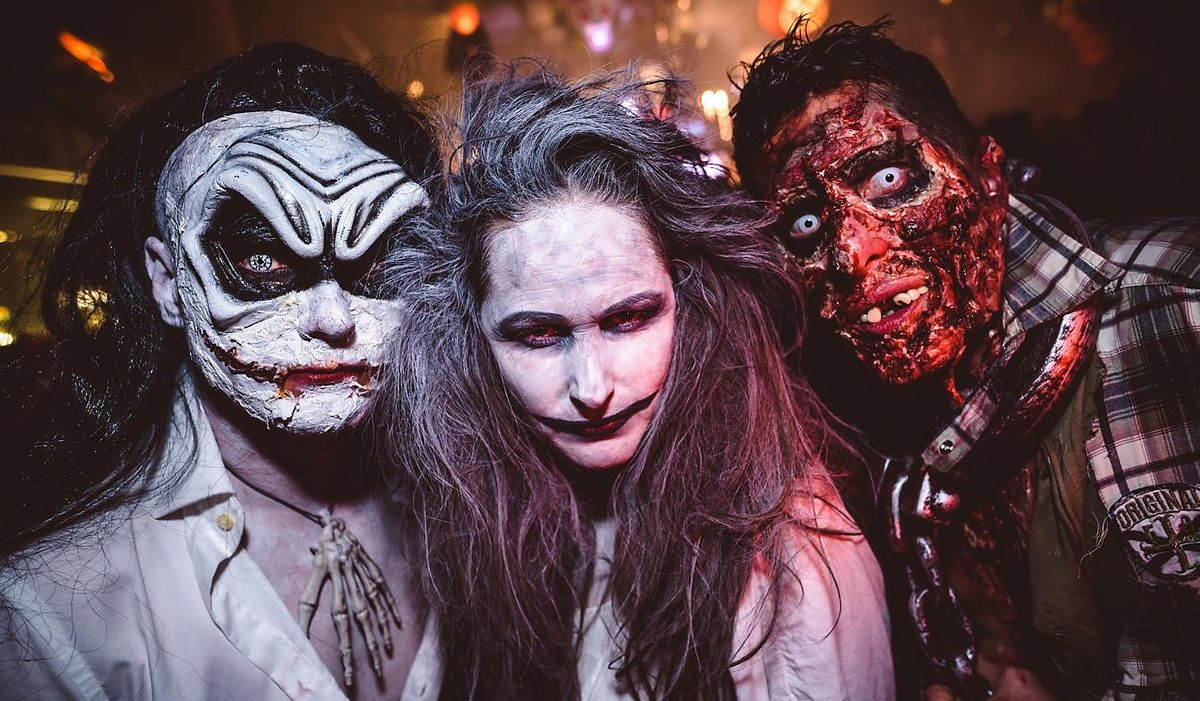 While we receive compensation when you click links to partners, they do not i. Saturda Oct 30th : Monster Ball 2021 - The Biggest Halloween Parties in NYC, Stage 48, New York ...