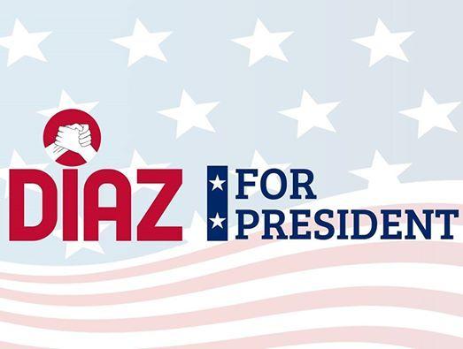 diaz for president fun
