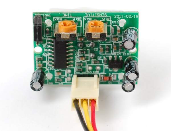 Likewise Pir Motion Detector Circuit Together With Wire Motion Sensor