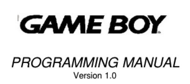GameBoy Programming Manual « Adafruit Industries