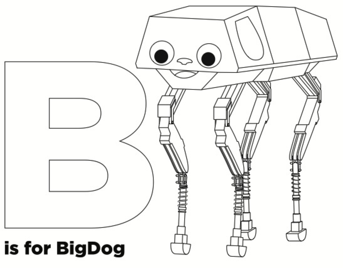 B is for BIGDOG