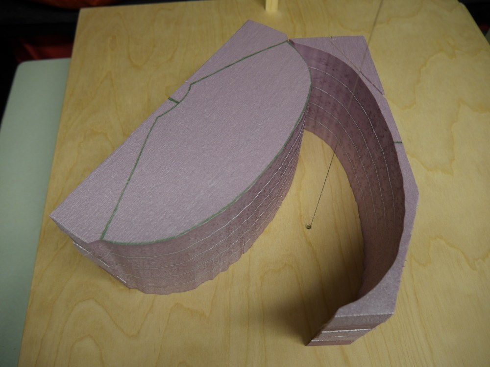medium resolution of hey guys i am working on some foam models right now and needed to be able to cut larger pieces of foam so this weekend i designed and built a hot wire