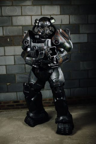 see fallout power armor