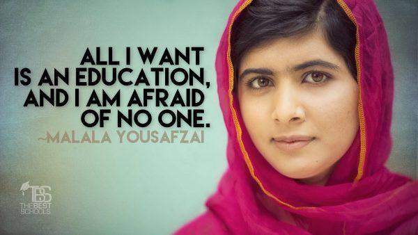Celebrating Malala Day! @malalafund @malala #girlpowertrip