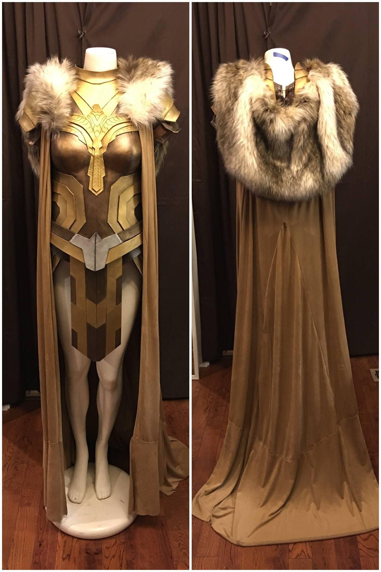 The Making of a Queen Hippolyta Costume  Adafruit