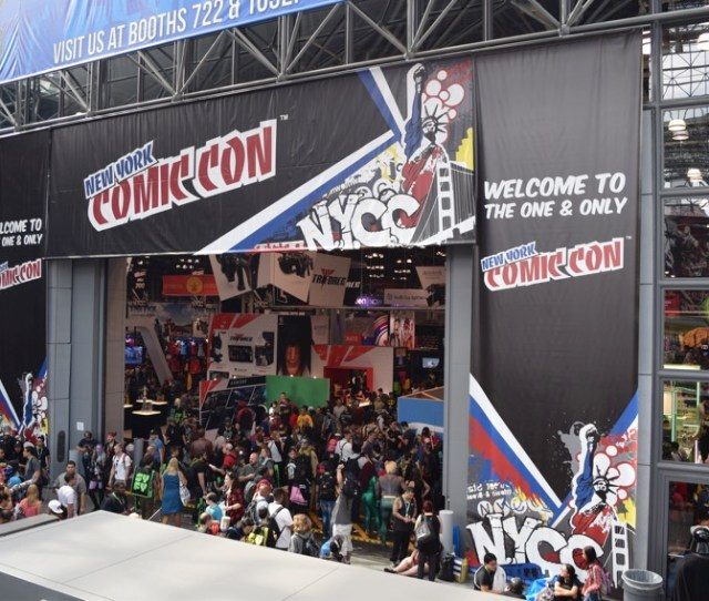 This Year Was My First Time Attending New York Comic Con Actually Any Comic Con And I Have To Say It Was One Of The Most Fun Experiences Ive Ever Had At