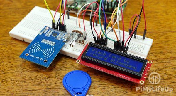 Rfid Reader Circuit