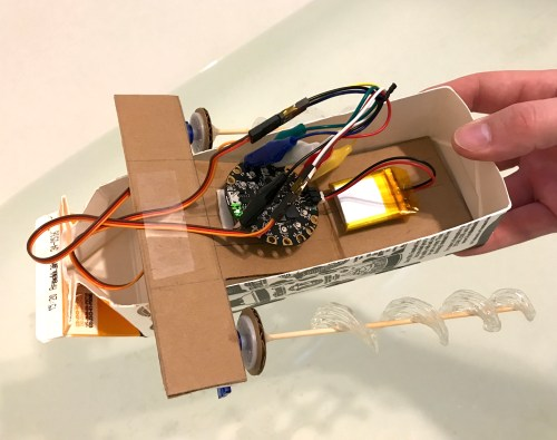 small resolution of this new guide takes you through the process of building an ultra low cost diy boat and demonstrates how to use makecode to