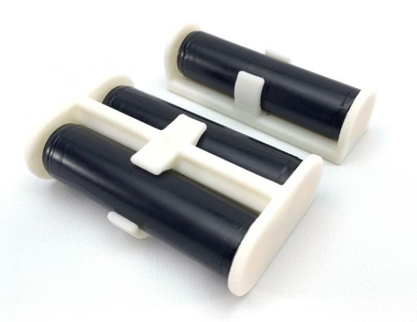 YouMagine 18650 battery cases by Gabor Penoff YouMagine 📱