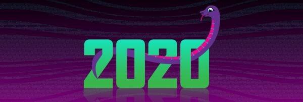 Blinka in 2020